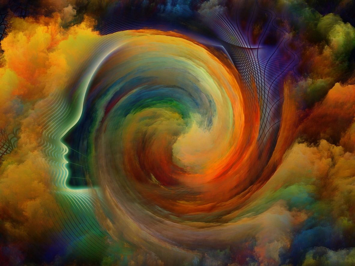 gathering thoughts to become more aligned